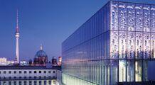Berlin City Library Reading Room