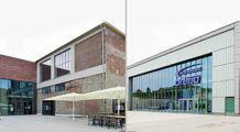 Schwalbe arena and Halle 32, Gummersbach
