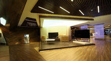 Samsung Showroom in Mexico: A unique audiovisual experience—automated by KNX