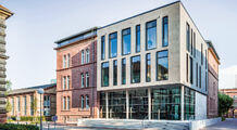 KIT Präsidium, Karlsruhe