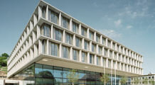 New office and administration building – Stuttgart region Chamber of Commerce