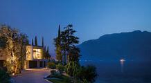 Villa on Lake Garda