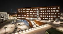 Campus of the Vienna University of Economics & Business (WU) – Vienna, Austria