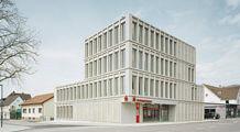 New build in Sueßen - Kreissparkasse Goeppingen,  Centre of Excellence -Goeppingen