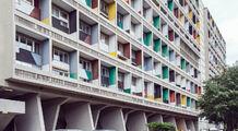 Flat in Corbusierhaus, Berlin