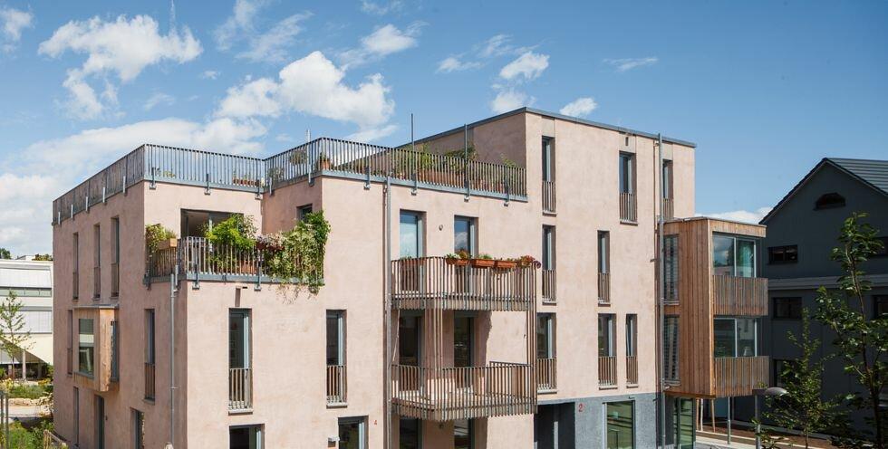 Apartment building, Tübingen