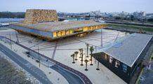 Palacio de Congresos La Llotja de Lleida, Spain