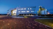 Office building in Liepaja, Latvia
