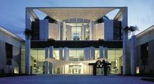 Bundeskanzleramt (German Chancellery), Berlin