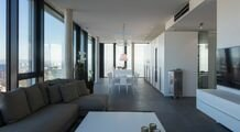 Penthouse apartment, Karlsruhe