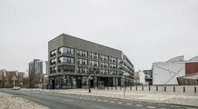 Integrational residential project at the wholesale flower market in Berlin