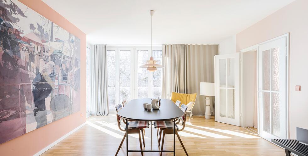 Theresienstraße apartment, Munich