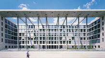 Department of Foreign Affairs in Berlin, Germany