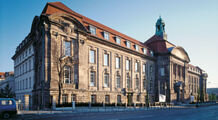 Department of Trade and Industry in Berlin, Germany