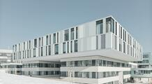 New build Eye Clinic and Institute for Ophthalmic Research, Tübingen